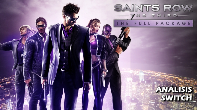 Análisis de Saints Row The Third - The Full Package