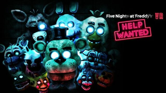 Five Nights at Freddy´s VR - Help Wanted Principal