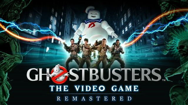 Ghostbusters The Video Game Remastered Principal