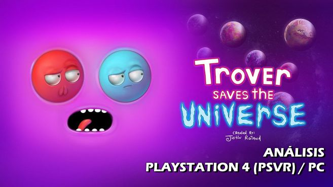 Análisis de Trover Saves the Universe