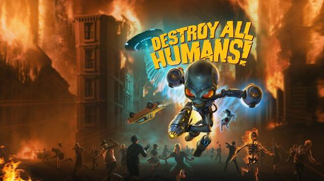 Destroy All Humans! Principal