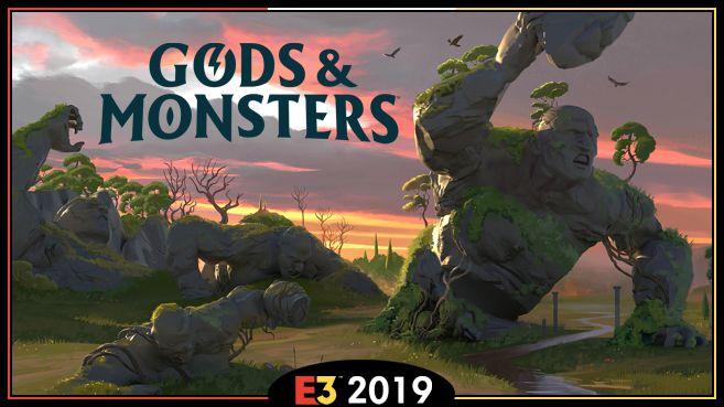 Resultado de imagen para Gods & Monsters para xbox
