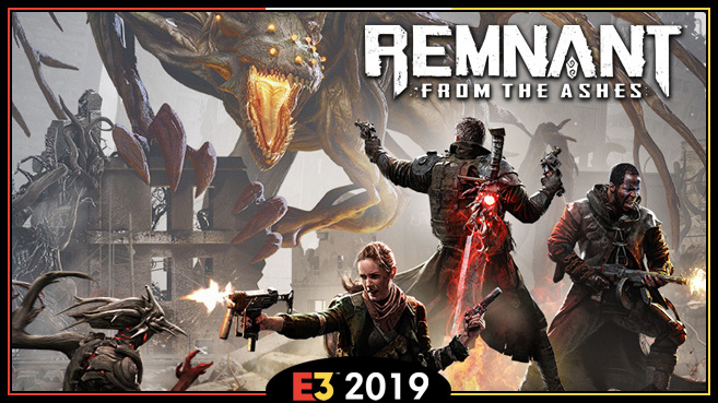 Remnant From The Ashes E3 2019