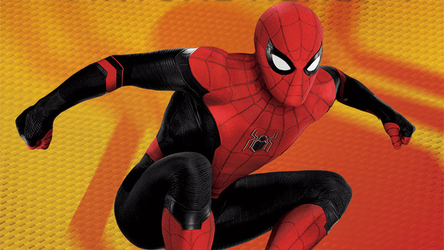 Spider-Man Far From Home VR