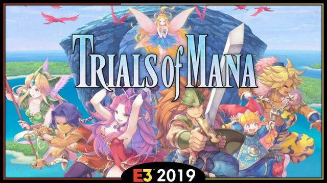 Trials of Mana E3 2019
