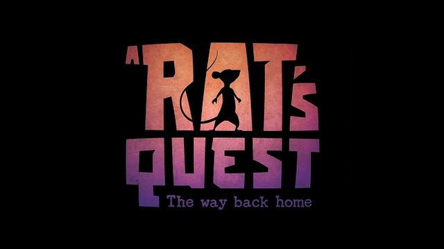 A Rat´s Quest - The way back home Principal