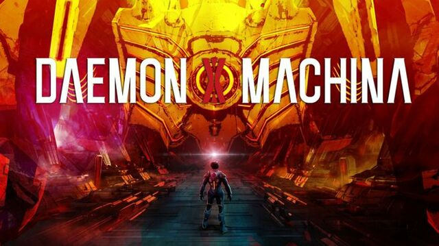 Daemon X Machina Principal