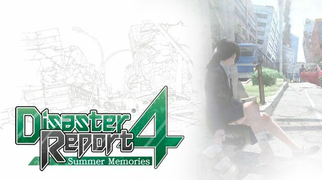 Disaster Report 4 Summer Memories Principal