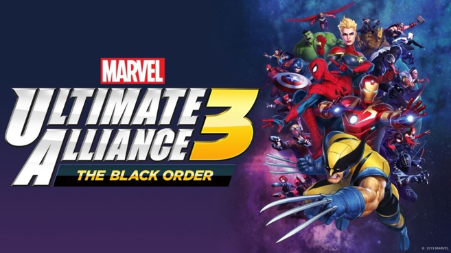 Marvel Ultimate Alliance 3 The Black Order Principal