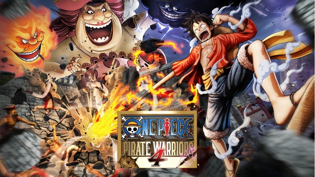 One Piece Pirate Warriors 4 Principal