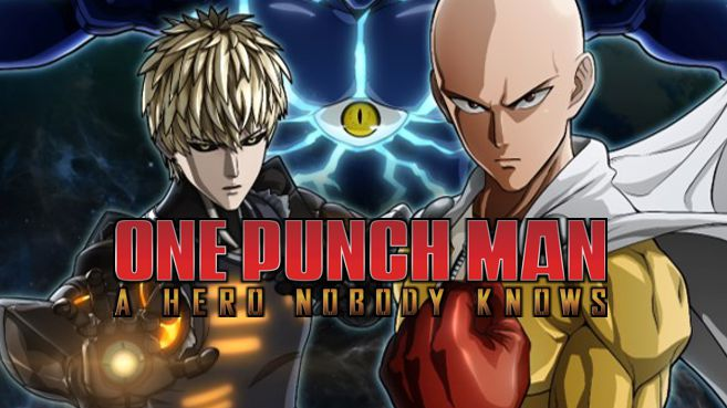 One Punch Man - A Hero Nobody Knows Principal