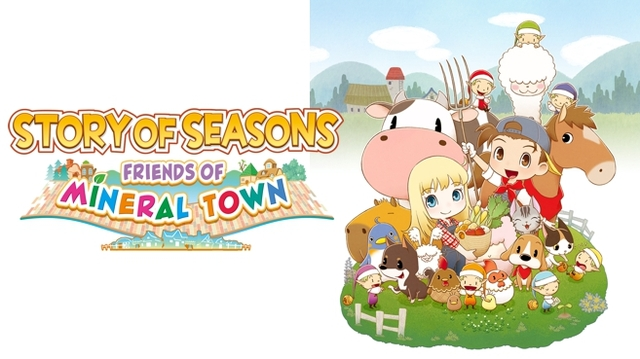 Story of Seasons Friends of Mineral Town Principal
