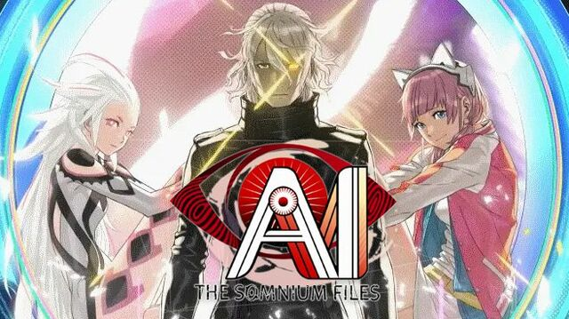 AI The Somnium Files Principal