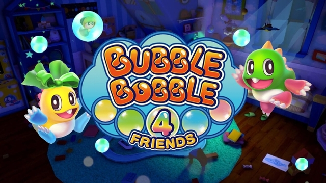 Bubble Bobble 4 Friends Principal