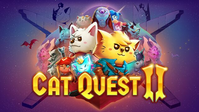 Cat Quest II Principal