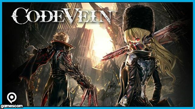 Code Vein Gamescom
