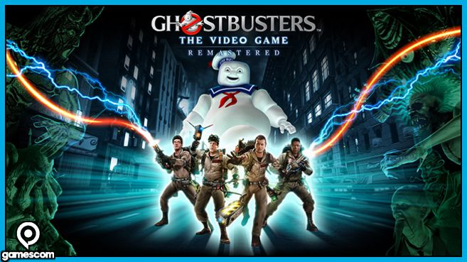 Ghostbusters The Videogame Remastered Gamescom