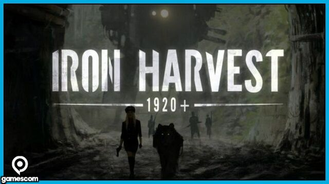 Iron Harvest Gamescom