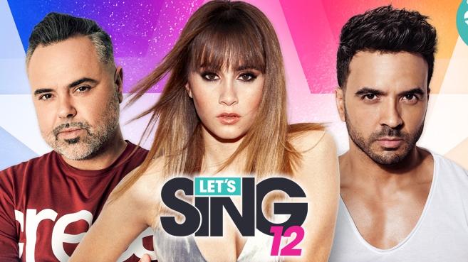 Resultado de imagen de let's sing 12