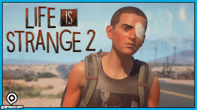 Life is Strange 2 Gamescom