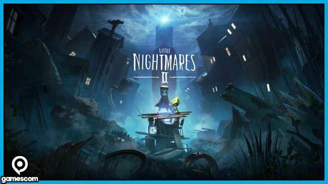 Little Nightmares II Gamescom