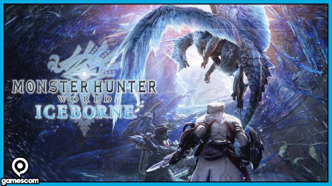 Monster Hunter World Iceborne Gamescom