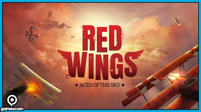 Red Wings Aces of the Sky Gamescom