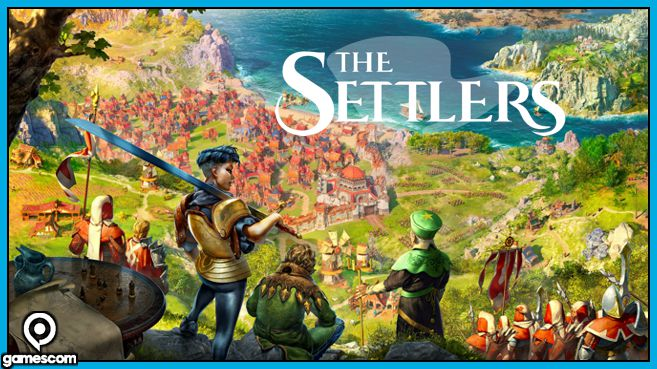 The Settlers Gamescom