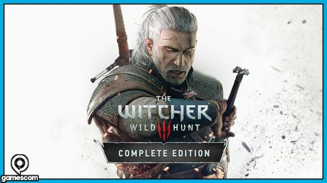 The Witcher 3 Wild Hunt - Complete Edition Gamescom