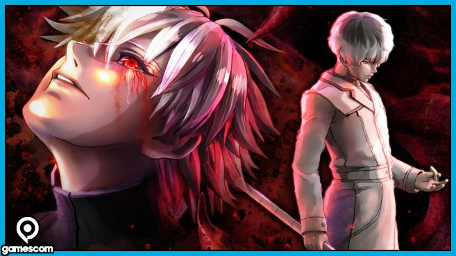 Tokyo Ghoul re Call to Exist Gamescom