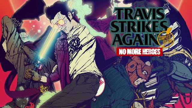 Travis Strikes Again No More Heroes - Complete Edition