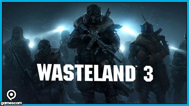 Wasteland 3 Gamescom
