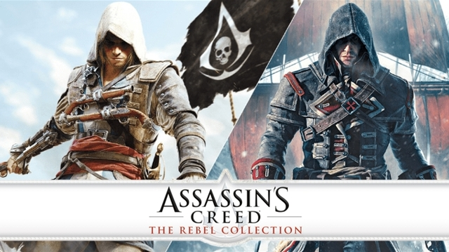 Assassin´s Creed The Rebel Collection Principal