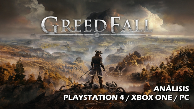 Cartel GreedFall