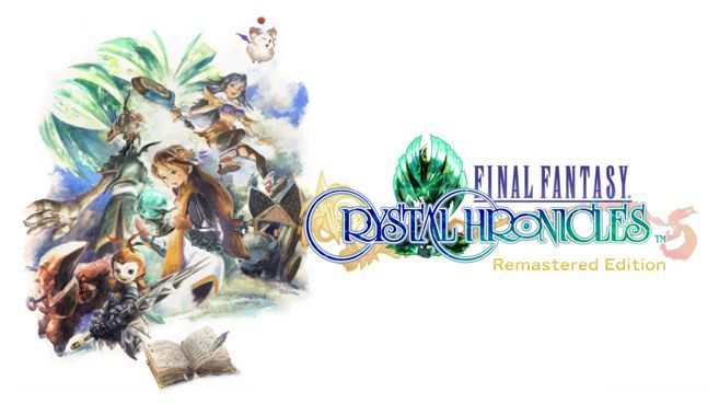 Final Fantasy Crystal Chronicles Remastered Edition Prrincipal