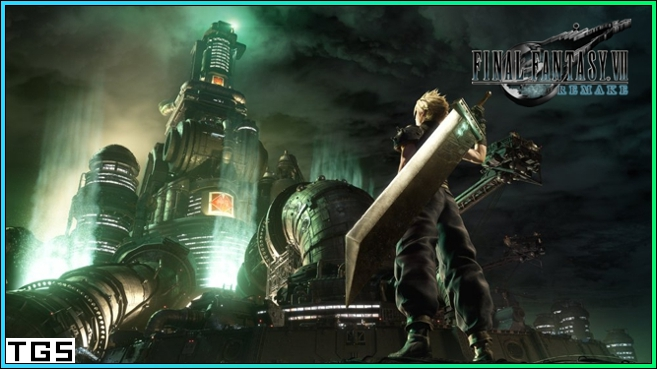 Final Fantasy VII Remake TGS 2019
