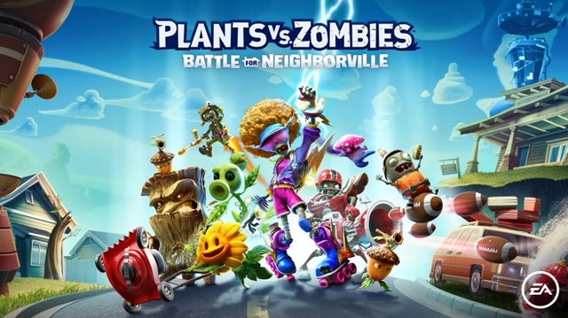 Plants vs. Zombies - La Batalla de Neighborville Principal