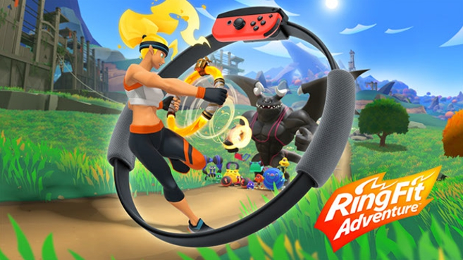 Ring Fit Adventure Principal