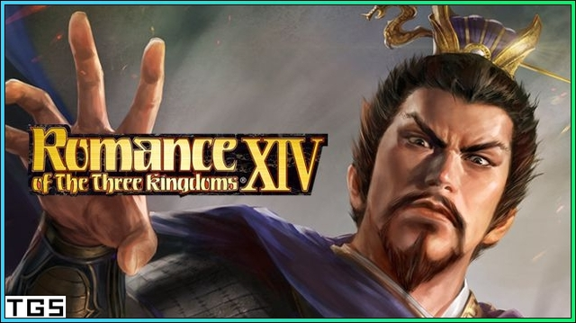 Romance of the Three Kingdoms XIV TGS 2019