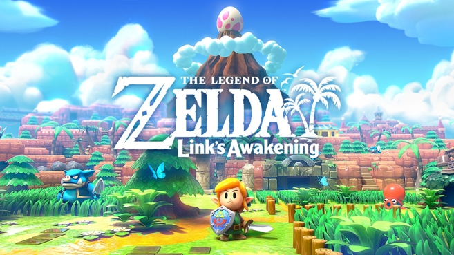The Legend of Zelda Link´s Awakening Principal