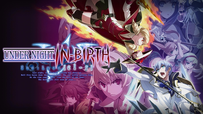 Under Night In-Birth Exe Late[cl-r] Principal