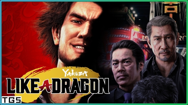 Yakuza Like a Dragon TGS 2019