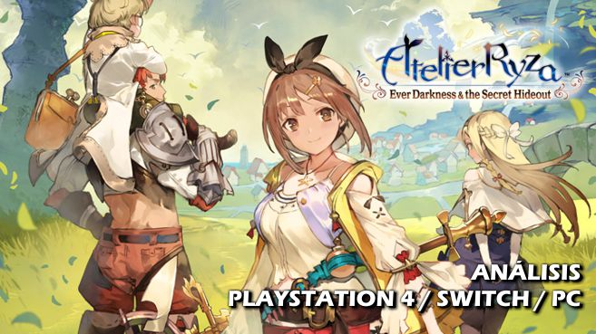 Análisis de Atelier Ryza: Ever Darkness & the Secret Hideout