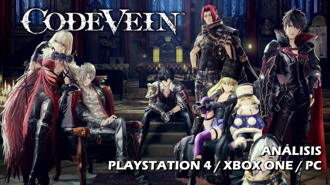 Cartel Code Vein
