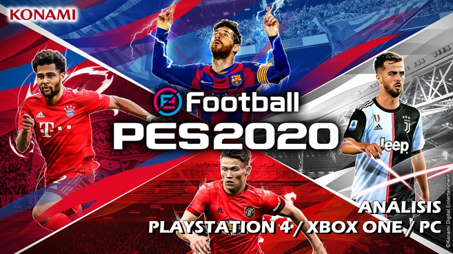 Cartel eFootball PES 2020