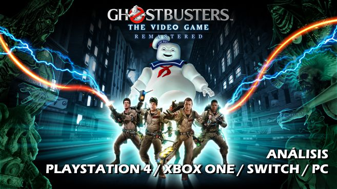 Análisis de Ghostbusters The Video Game Remastered