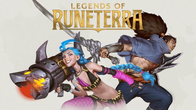 Legends of Runeterra Principal