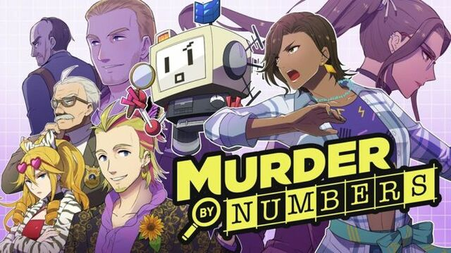 Murder by Numbers Principal