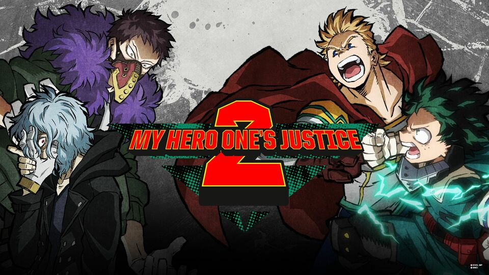 My Hero One´s Justice 2 Principal