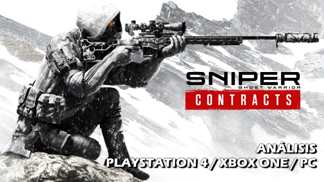 Análisis de Sniper Ghost Warrior Contracts
